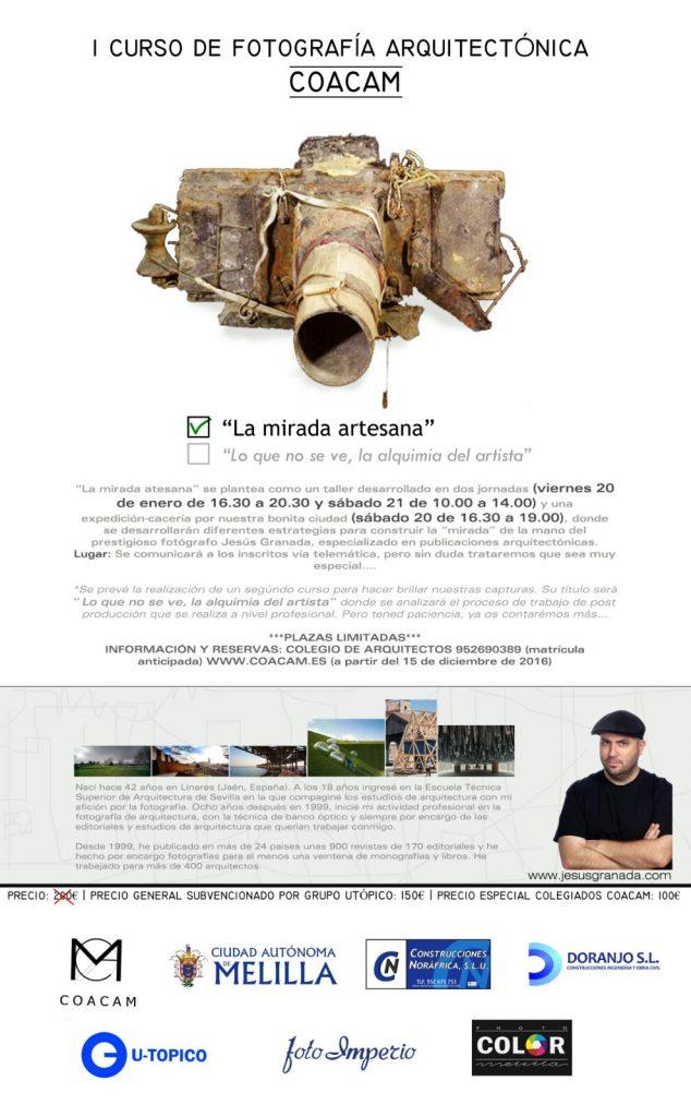 curso fotografia jesus granada