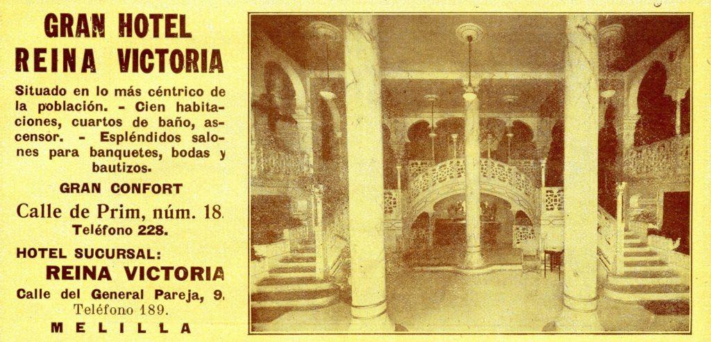 Gran Hotel Reina Victoria