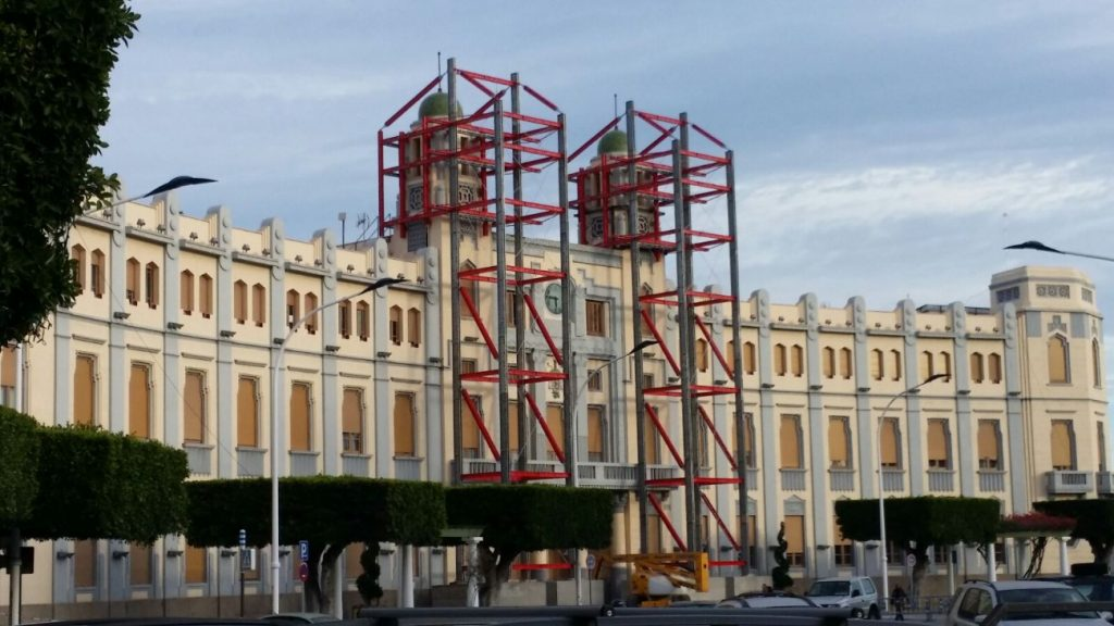 torres asamblea terremoto